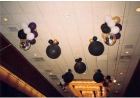 Rotating Clusters & Exploding Balloons: call for quote.
